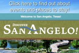 Discover San Angelo link