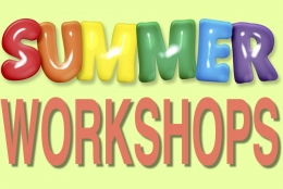 Summer workshops logo