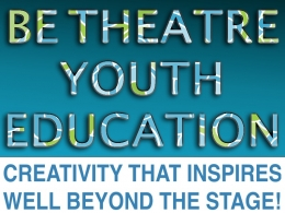 YOUTH EDUCATION LOGO turquoise