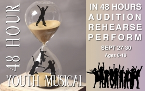 48 Hour Youth Musical