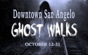 Ghost walks 2018